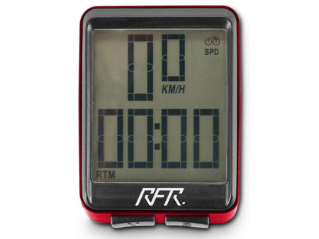 Velodators RFR CMPT wireless red
