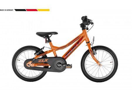 Velosipēds PUKY ZLX 16-1 Alu F racing orange