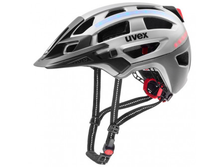 Velo ķivere Uvex Finale light dark white