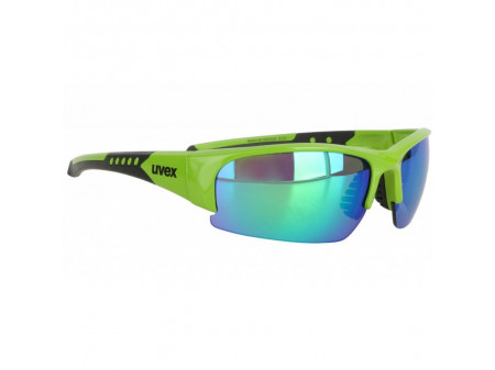 Brilles Uvex Sportstyle 217 green black