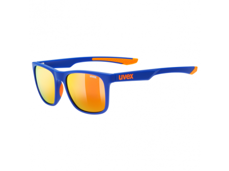 Brilles Uvex lgl 42 blue orange mat
