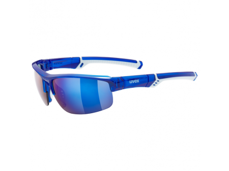 Brilles Uvex Sportstyle 226 blue white