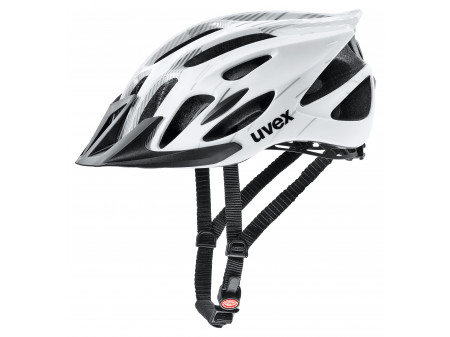 Velo ķivere Uvex Flash white black-52-57CM