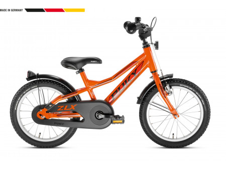 Velosipēds PUKY ZLX 16-1 Alu racing orange