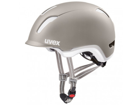 Velo ķivere Uvex City 9 warm grey