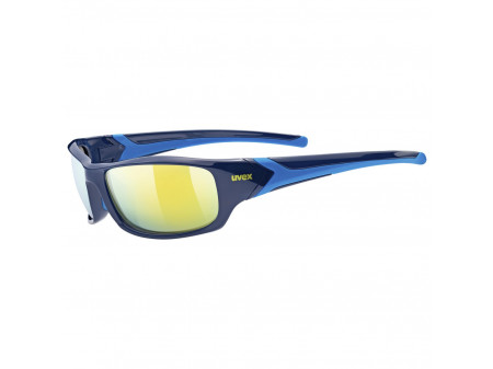 Brilles Uvex Sportstyle 211 blue / mirror yellow