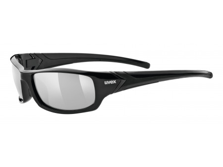 Brilles Uvex Sportstyle 211 blk/ltm.sil