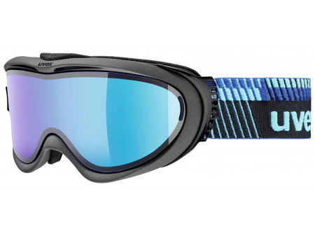 Brilles Uvex Comanche TOP anthracite mat / blue