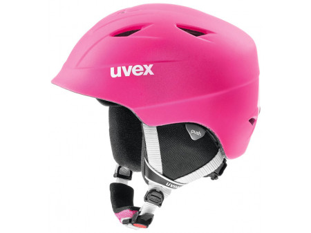 Velo ķivere Uvex Airwing 2 Pro pink mat