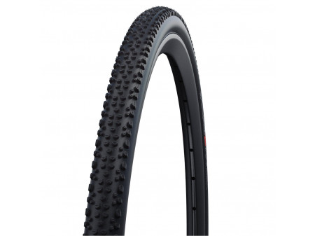 "Riepa 28"" Schwalbe X-One Allround HS 467, Evo Fold. 33-622 Super Ground Addix SpeedGrip"