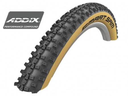 "Riepa 27.5"" Schwalbe Smart Sam HS 476, Perf Wired 57-584 Addix Classic-Skin"