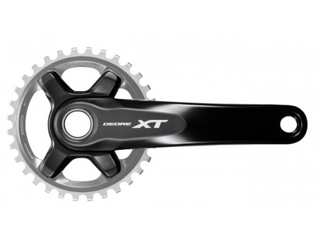 Klaņi Shimano XT FC-M8000-1 175MM 11-speed