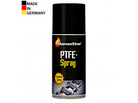 Sausā eļļa Hanseline PTFE Spray with Teflone Aerosol 150ml