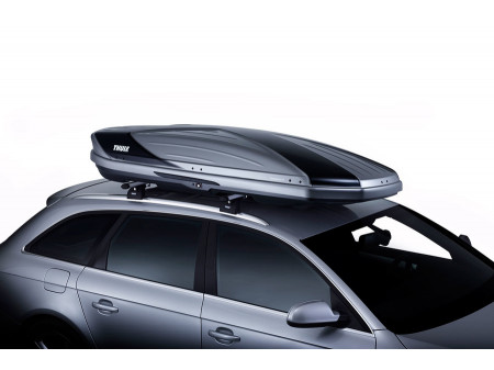 Transportkaste Thule Excellence XT titan glossy