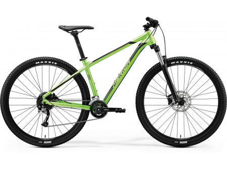 Velosipēds Merida BIG.NINE 200 2020 glossy green