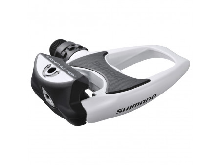Pedāļi Shimano PD-R540 SPD-SL Light Action + SM-SH11