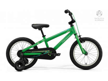 Velosipēds Merida MATTS J.16 2020 matt flashy green