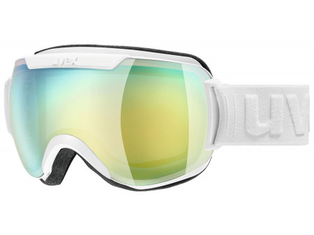 Brilles Uvex Downhill 2000 FM white mat / orange