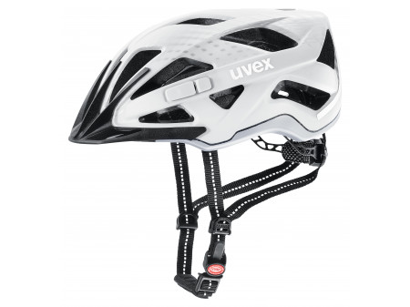 Velo ķivere Uvex City active white mat-52-57CM