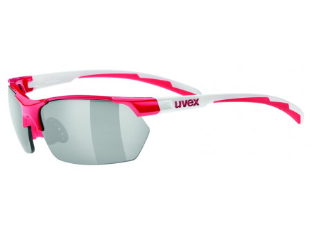 Brilles Uvex Sportstyle 114 red white