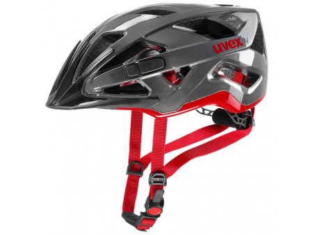 Velo ķivere Uvex Active anthracite red
