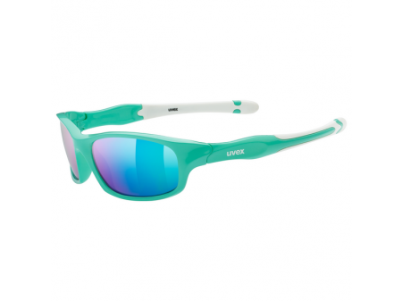 Brilles Uvex Sportstyle 507 green white