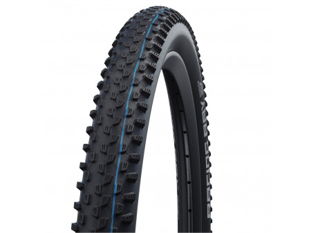 "Riepa 27.5"" Schwalbe Racing Ray HS 489, Evo Fold. 57-584 Super Ground Addix SpeedGrip"