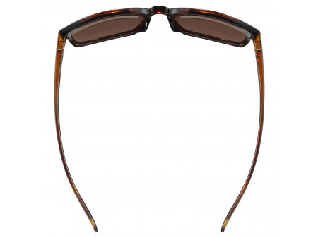 Brilles Uvex lgl 35 havanna / mirror gold