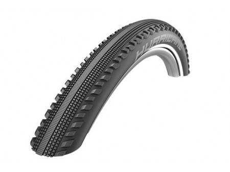 "Riepa 27.5"" Schwalbe Hurricane HS 499, Perf Wired 62-584 Addix Reflex"