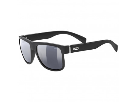 Brilles Uvex lgl 21 black mat / smoke