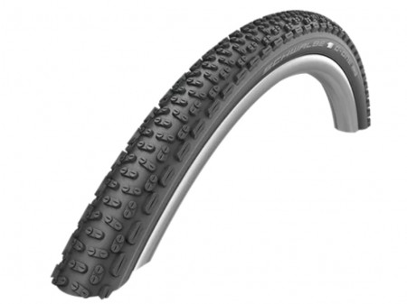 "Riepa 28"" Schwalbe G-One Ultrabite HS 601, Evo Fold. 40-622 MS Addix SpeedGrip"