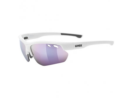 Brilles Uvex Sportstyle 115 white mat