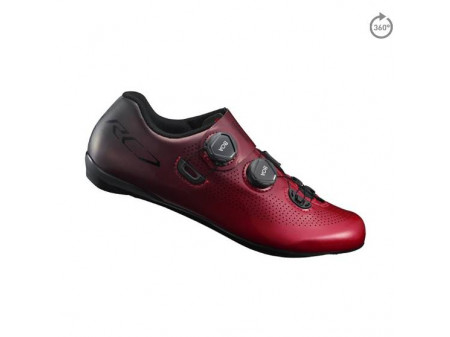 Apavi Shimano SH-RC701 Road red