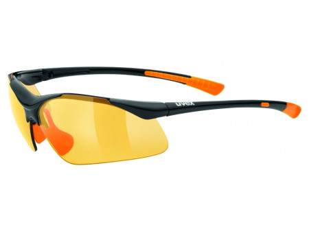 Brilles Uvex Sportstyle 223 black orange