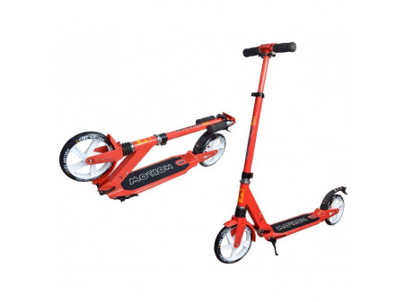 Skrejritenis Kidz Motion Dragster red