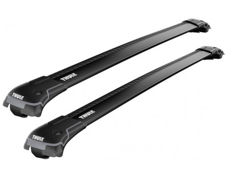 Šķērsstieņi Thule WingBar Edge 958 (Railing) Set black