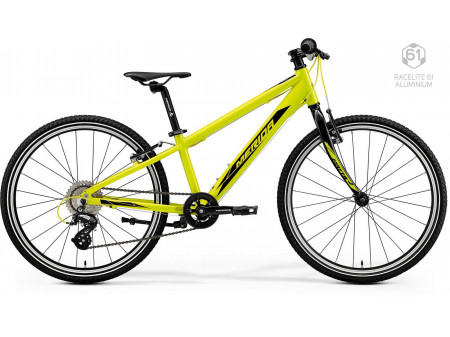 Velosipēds Merida MATTS J.24 RACE 2020 glossy yellow