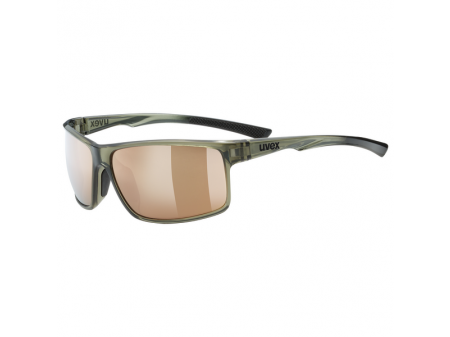 Brilles Uvex lgl 44 colorvision grey black