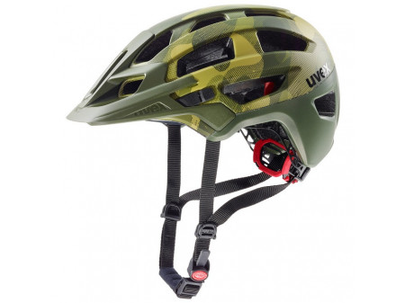 Velo ķivere Uvex Finale 2.0 camouflage mat