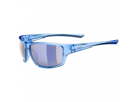 Brilles Uvex Sportstyle 230 clearl blue / mirror blue