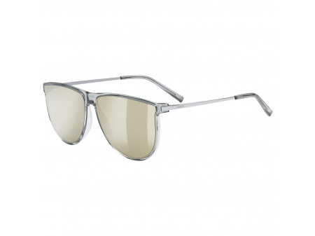 Brilles Uvex lgl 47 clear / mirror gold