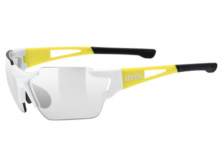 Brilles Uvex Sportstyle 803 Race s vm white yellow
