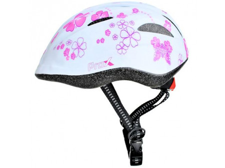 Velo ķivere ProX Spidy white-pink-M