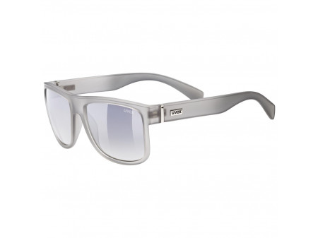 Brilles Uvex lgl 21 transparent grey mat / ltm smoke deg