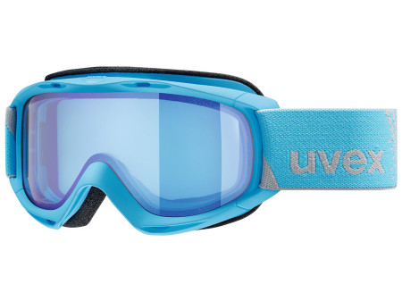 Brilles Uvex Slider FM blue