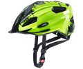 Velo ķivere Uvex Quatro Junior neon yellow-black