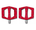 Pedals RFR Flat RACE Alu red