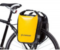 Soma par bagāžu Crosso DRY SMALL 30l yellow (pāris)