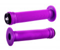 Stūres rokturi ODI Longneck ST BMX 143mm Single Ply Purple