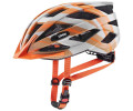 Velo ķivere Uvex Air wing cc grey-orange